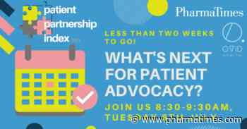 'What's next for patient advocacy?' Senior leader speakers for Patient Partnership Index event announced