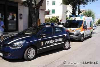 Due incidenti nel pomeriggio ad Andria: codice rosso per un 16enne a bordo di una bici - AndriaViva
