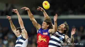 AFL live: In-form Brisbane meets Geelong in Gabba blockbuster