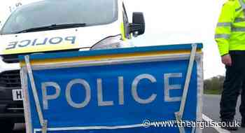 A29 closed both ways due to a crash