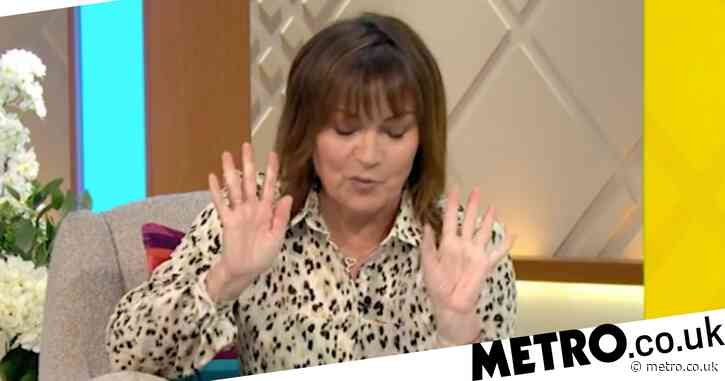 Lorraine Kelly blasts idea that Meghan and Harry rejected Earl of Dumbarton title for Archie because it contained 'dumb'