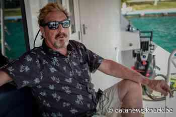 John McAfee dood aangetroffen in Spaanse cel: wie was de excentrieke softwarepionier?