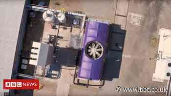 Climate change: Large-scale CO2 removal facility set for Scotland