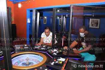 Govt eyes $2b casino tax - TT Newsday