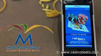 NexGen & AGS deploy mobile chip devices at Morongo Casino Resort - Casino Beats