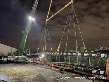 Five week disruption for Orpington to Lewisham train service