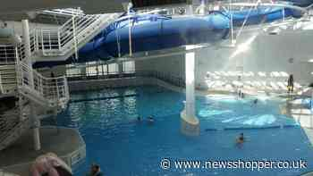 Wavelengths leisure pool will reopen but flumes will not