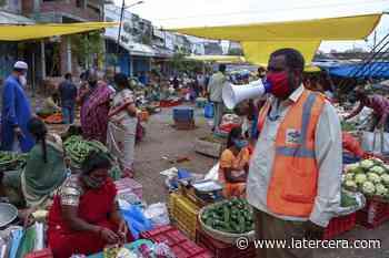 India notifica más de 50.000 casos de coronavirus por segundo día consecutivo - La Tercera
