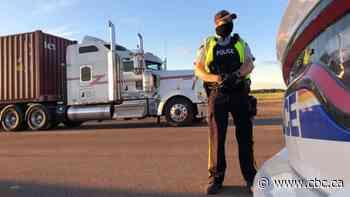 Traffic flowing freely at N.B.-N.S. border following nearly day-long blockade