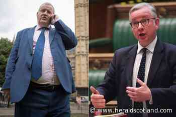 Gove: Blackford too cosy being 'Westminster furniture' for Indyref2 - HeraldScotland