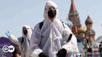 ++Coronavirus hoy: más de 20.000 casos en Rusia en las últimas 24 horas++ - Deutsche Welle