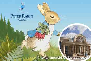 A Peter Rabbit secret garden's coming to the Trafford Centre
