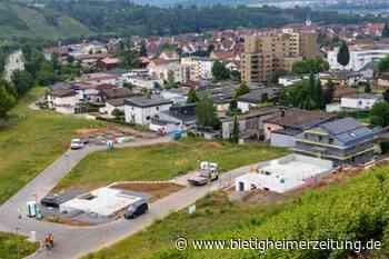 Anlage mit 27 Wohnung an der B27: Neuer Kindergarten für Walheim - Bietigheimer Zeitung