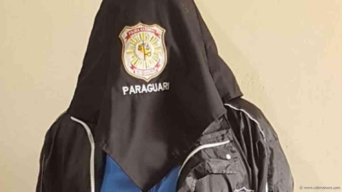 Aprehenden a un hombre tras el crimen de una mujer en Pirayú - ÚltimaHora.com