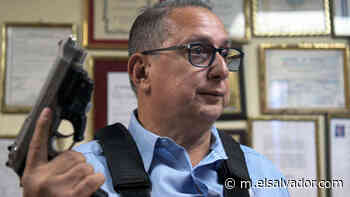 Alcalde de San José Guayabal declara en juicio frente mareros que planearon matarlo - elsalvador.com