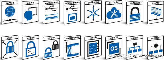 Segger adds an IoT operating system: emPower OS