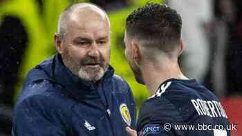 Euro 2020: Steve Clarke's Scotland face moment of truth against Croatia - BBC Sport