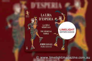 La Lira d'Esperia (Jordi Savall, Perdo Estevan) - Limelight