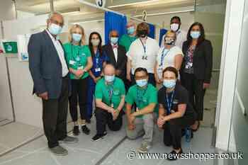 Bexleyheath Civic Offices host new vaccine hub