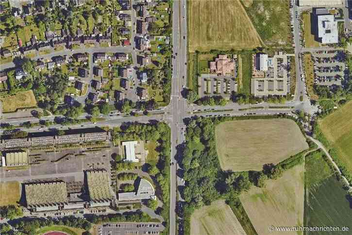 Rote Ampel übersehen: Für Castrop-Rauxelerin muss Rettungswagen kommen - Ruhr Nachrichten
