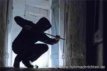 Einbrecher erbeuten Goldschmuck in Deininghausen - Ruhr Nachrichten