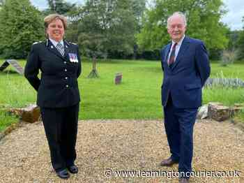 Warwickshire Police appoints its first female chief constable - Leamington Courier