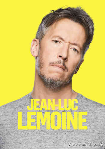 Jean-Luc Lemoine Théâtre de Longjumeau vendredi 8 avril 2022 - Unidivers