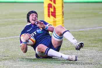 Concussion forces Scotland forward Lewis Carmichael to retire at the age of 26 - The Scotsman