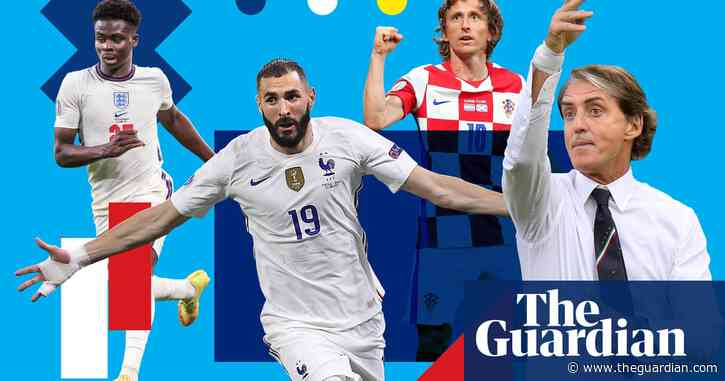Euro 2020 power rankings: Italy lead the way after impressive group stage