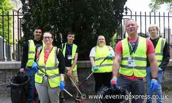 Aberdeen charities team up for one million wellness steps challenge - Aberdeen Evening Express