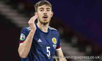 Scotland defender Declan Gallagher will join Aberdeen stronger after Euro 2020, insists boss Stephen Glass - Aberdeen Evening Express