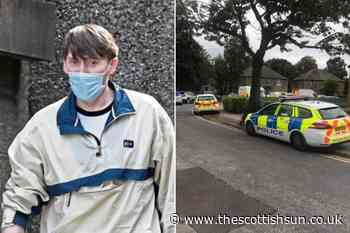 Aberdeen man stabbed neighbour with SWORD in row over loud music... - The Scottish Sun