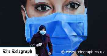 Coronavirus latest news: Rishi Sunak vows to ditch face mask 'as soon as possible' after July 19 - Telegraph.co.uk