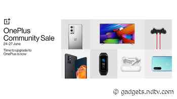 Amazon OnePlus Community Sale Brings Discounts on OnePlus Nord CE, OnePlus 9 Series, OnePlus TV Models, More