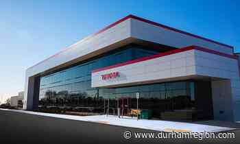 The 14 features winning Clarington's new Toyota parts centre awards - durhamregion.com