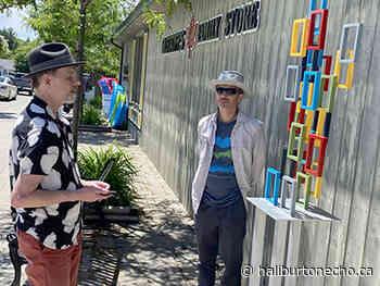 Much variety in 2021 class of Haliburton Downtown Sculpture Exhibition - Haliburton County Echo