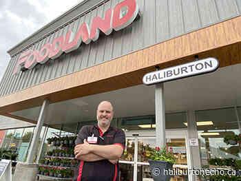 Haliburton Foodland set for grand reopening - Haliburton County Echo