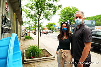 Haliburton's patios and stores ready for business as Ontario begins to reopen - Haliburton County Echo