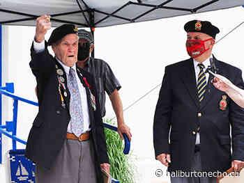 Community honours Haliburton resident on 77th anniversary of D-Day - Haliburton County Echo
