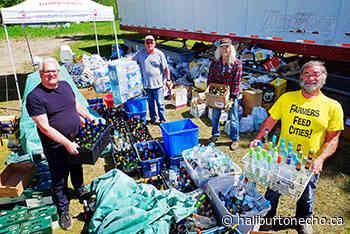 Overwhelming support for HHOA bottle drive - Haliburton County Echo