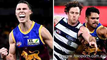 'Most damaging player in the AFL' Zorko roars; Cats to be 'scarred' by four clear mistakes: 3-2-1