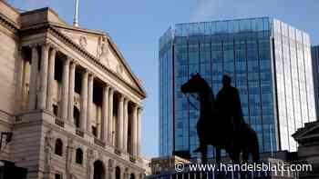 Geldpolitik: Englische Zentralbank hält die Zinsen niedrig