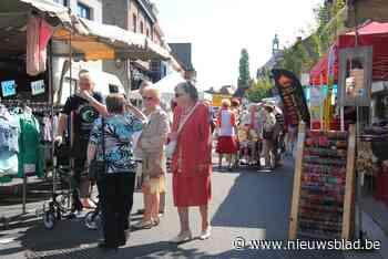 Jaarmarkt Assenede gaat door, in september bevrijdingsfeest in Bassevelde - Het Nieuwsblad