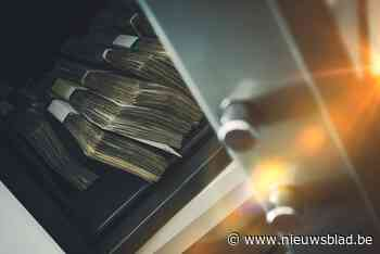 Nederlandse bende steelt kluis met 300.000 euro in Bree en begraaft auto in tuin