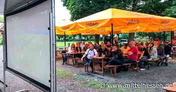 Dillenburg Neuer und Co. beim Rudelgucken in Dillenburg angefeuert - Mittelhessen