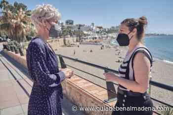 Los trabajos de regeneración en playa Santa Ana comenzarán el próximo lunes - Guía de Benalmádena