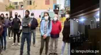 Callao: reponen servicio de luz a vecinos de barrio de Bellavista - LaRepública.pe