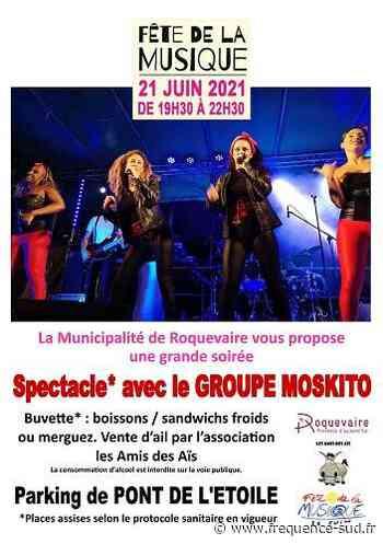 Fête de la musique Roquevaire - 21/06/2021 - Roquevaire - Frequence-sud.fr - Frequence-Sud.fr