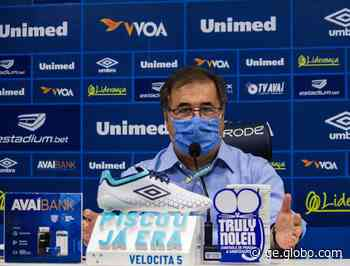 Marco Aurélio Cunha pode ser expulso do Conselho do São Paulo por trabalhar no Avaí; entenda - globoesporte.com