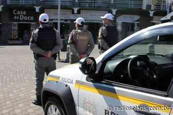 Foragido da polícia é capturado em Flores da Cunha   Grupo Solaris - radiosolaris.com.br